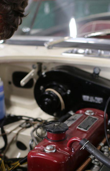 officina riparazione auto storiche